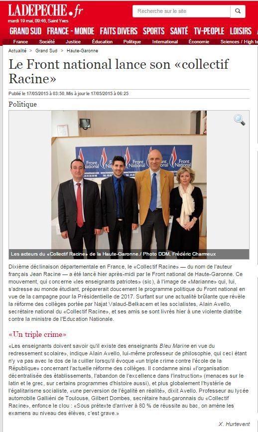 Article-La-Dépêche-17-5-15_julienleonardelli_fn31