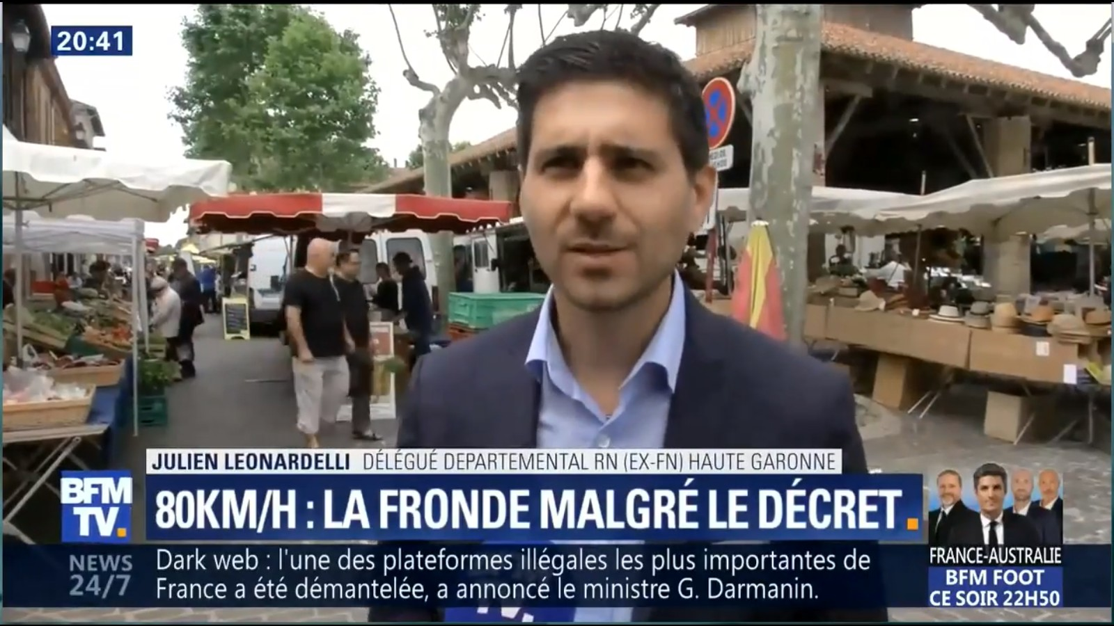 julien leonardelli sur bfmtv pour macron les automobilistes sont des vaches lait. Black Bedroom Furniture Sets. Home Design Ideas
